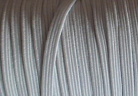 Braided Elastic Polyester Tape