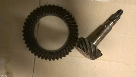 Brand New Differential Gear And Pinion Set