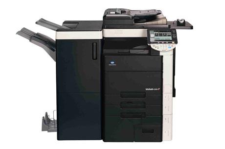 Brand New Konica Minolta Bizhub C550 Photocopiers Machine