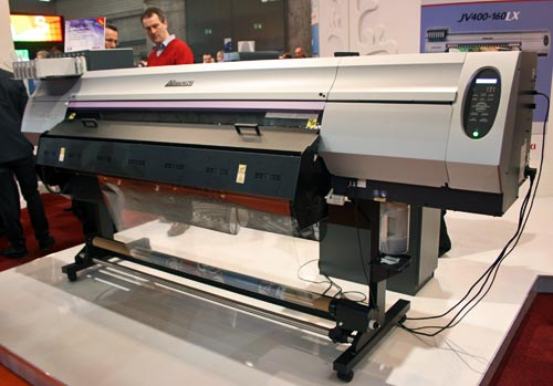 Brand New Mimaki Jv400 130lx 54 Inch High Quality Latex Ink Printer