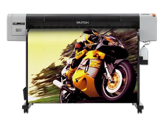 Brand New Mutoh Valuejet 1324 54 Inch Outdoor Inkjet Printer