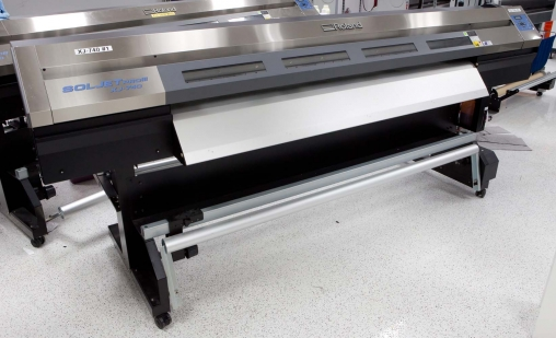 Brand New Roland Soljet Pro Iii Xj 740 74 Inch Printer