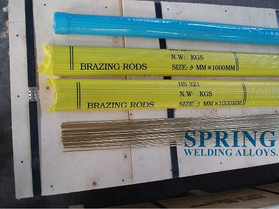 Brass Brazing Rod Spring Hangzhou Welding Material Co Ltd