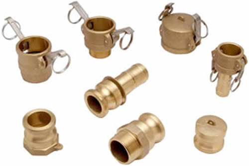 Brass Camlock Couplings Non Sparking And Durable