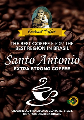 Brazilian Coffee Beans Green Roasted
