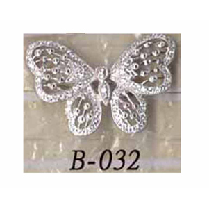 Breastpin Butterfly Shape