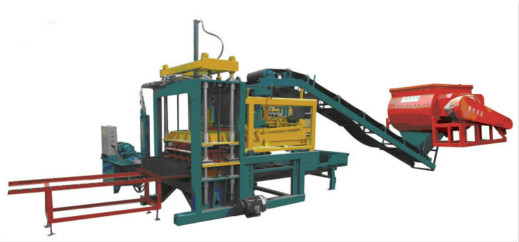 Brick Block Making Machine Jf Qt5 20a