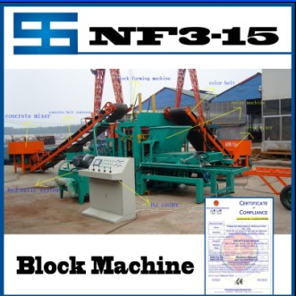 Brick Making Machine Block