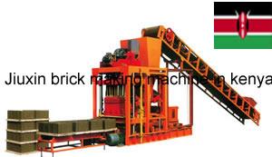 Brick Making Machine In Kenya Factory