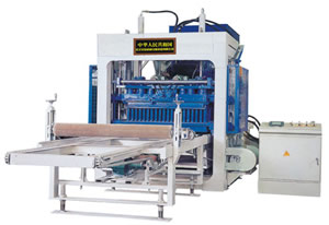 Brick Manufacturing Machine Supplier
