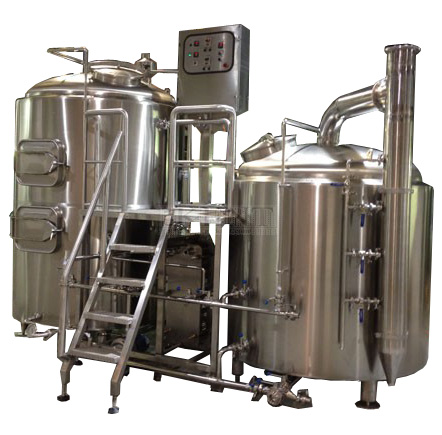 Bright 500l Lager Beer Brewery Equipment Hot Popular