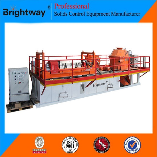 Brightway Solids Drilling Waste Management