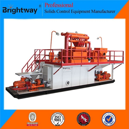 Brightway Solids Hdd Mud Recycling System