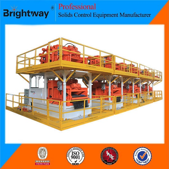 Brightway Solids Tbm Separation Plant