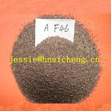 Brown Aluminum Oxide Grit 8 220