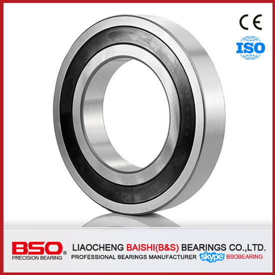 Bso 6208rs Low Noice Deep Groove Ball Bearings