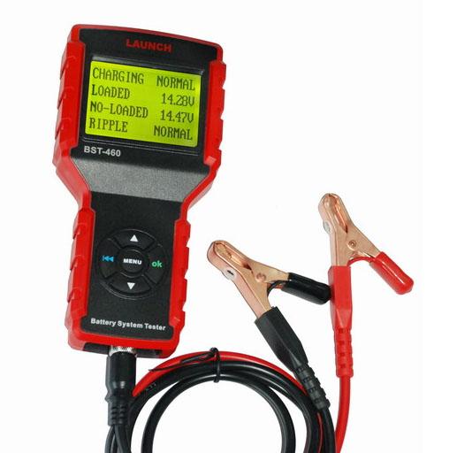 Bst 460 Battery Tester
