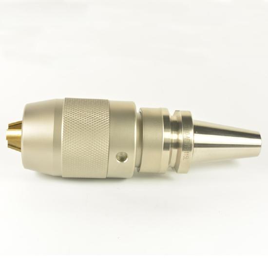 Bt30 Apu16 115l Drill Chuck Holder Clamping Range 1 16mm For Cnc Machining Center