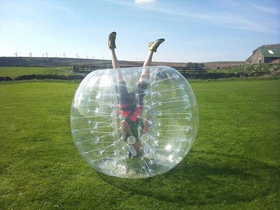 Bubble Football Soccer Suits
