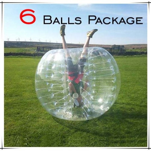Bubble Soccer Suits Order