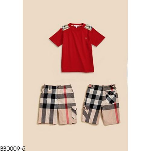 Burber Girl S Clothing Set Wholesale At Fillfashion