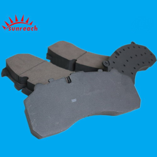 Bus Brake Pad 29087 Semi Metallic