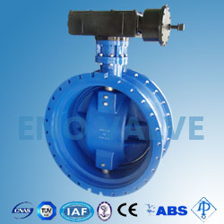 Butterfly Valve Epoxy Retained Seal