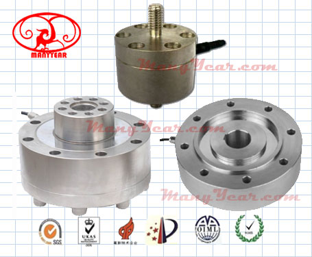 Button Type Compression Load Cell