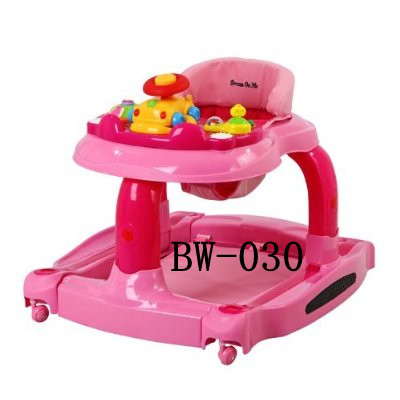 Bw 030 Musical Baby Walker Pink With Mini Tool Box