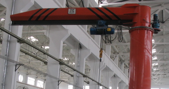Bzd Electric Slewing Crane 0 5 5t