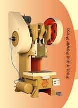 C Frame Pneumatic Clutch Power Press