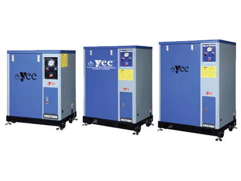 Cabinet Type Air Compressor