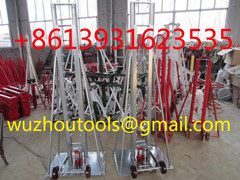 Cable Drum Jacks Lifter Stands