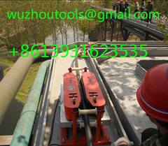 Cable Puller Pushers Laying Equipment