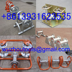 Cable Rollers Aluminum Roller Nylon