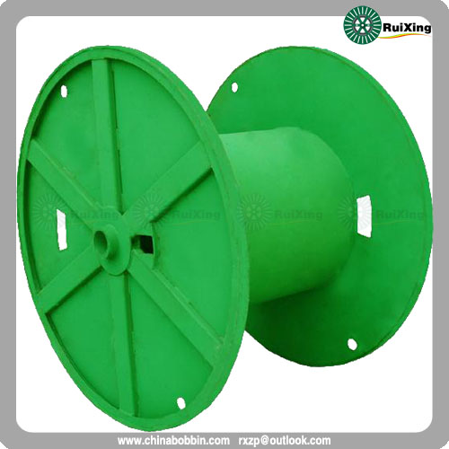 Cable Steel Wire Drum Electrical Spool Industrial Reel Corrugated