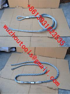 Cable Stockings Heavy Duty Split Grips Standard Fiber Optic Pulling