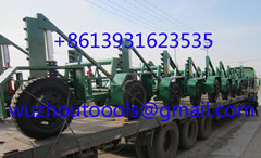 Cable Trailer Drum Table Carriage