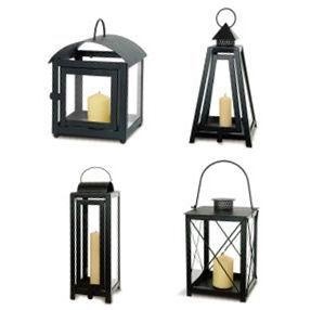 Candle Lantern Lamp Metal