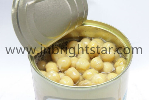 Canned Chick Peas In 400g