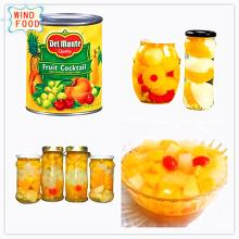 Canned Fruit Cocktails In Good Quality