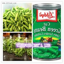 Canned Green Beans In Good Quality