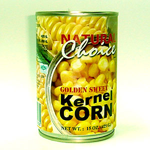 Canned Sweet Kernel Corn In Brine