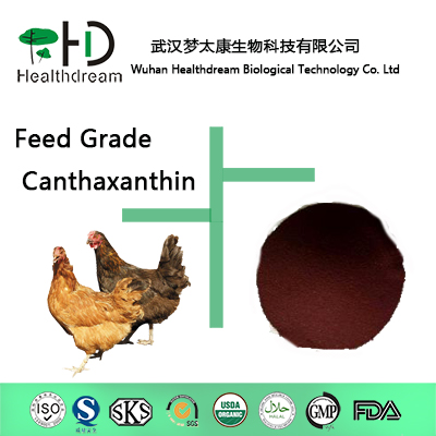 Canthaxanthin Feed Grade