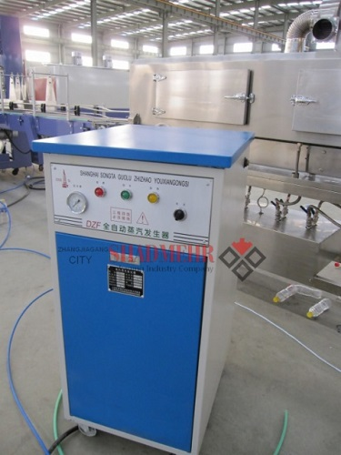 Cap Shrink Machine