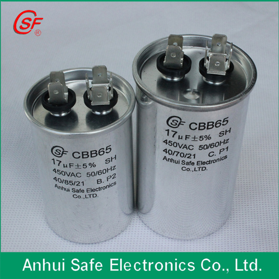 Capacitor Ac Sh Cbb65