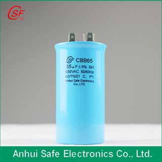 Capacitor Cbb65 For Air Conditioning Use