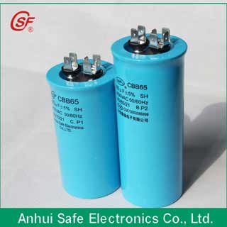 Capacitor Cbb65 For Refrigerator Use