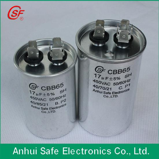 Capacitor Cbb65 Series