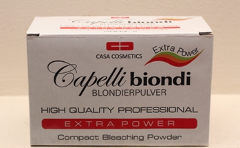 Capelli Biondi Hair Bleaching Powder Extra Power